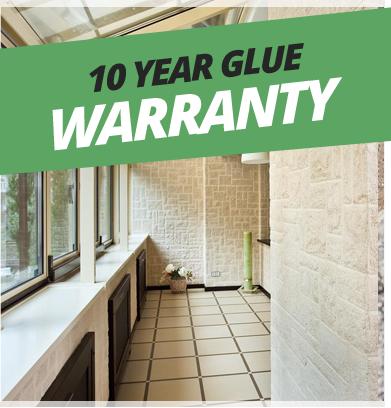 10 year glue warranty